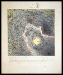 Project for a redoubt on the high rock within the N.E. angle of the lower fort, Gooty